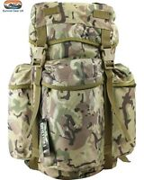 MILITARY RUCKSACK 30 LITRE PATROL DAYSACK MTP BTP BRITISH ARMY CADET HIKING BAG