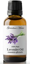 Grandma's Home Essential Oils - 100 Pure Therapeutic Grade Lavender Standardize