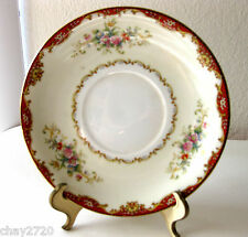 VINTAGE HANOVER by MEITO JAPAN SAUCER 6.25 INCHES-DISCONTINUED