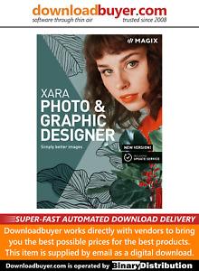 MAGIX Xara Photo & Graphic Designer 2020 - [Download]