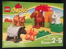 LEGO Duplo Farm Animals 10522 - NIP
