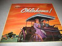 OKLAHOMA! MOTION PICTURE SOUNDTRACK LP EX Capitol LCT6100 UK