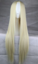 New Fashion Multi-Color Womens Wigs Anime Cosplay Party Wig Full Long Bangs 75cm
