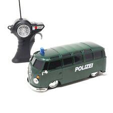 VW T1 Polizei RC Modellauto 1:24 Bulli Samba Ferngesteuert Maisto Tech Van