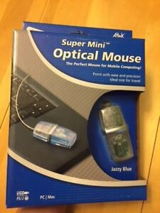 Atek Super Mini Optical Mouse