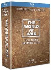 The World at War The Ultimate Restored 40th Anniversary Edition Blu-ray 1973
