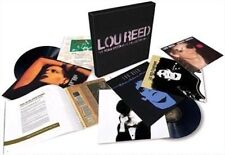 Lou Reed RCA & Arista 6 X Remastered 150gsm Vinyl LP Collection