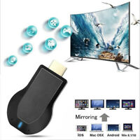 AnyCast M9 Plus WiFi Display Receiver Airplay Miracast HDMI DLNA 1080P Dongle TV