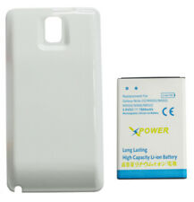 Xpower 7800mAh Extended Capacity Battery + Cover For Samsung Galaxy Note 3-Wte