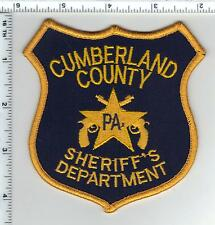 Cumberland County Sheriff Dept (Pennsylvania) Shoulder Patch new from the 1980's