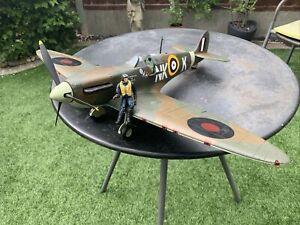 21St-Century Toys Ultimate Soldier 1:18 Mk1a Spitfire RAF Biggin Hill