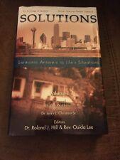 Solutions Editors Dr Roland J Hill & Rev Ouida Lee