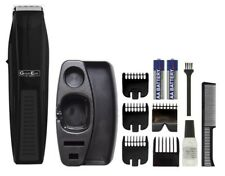 Wahl Groom Ease Mens Beard Stubble Performer Trimmer Battery Powered