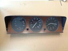Opel Rekord D Commodore B Kombiinstrument Tachometer Tacho 200km/h Uhr VDO