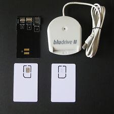 4G LTE FDD WCDMA CCID SIM/GRAMMATICA Smartcard Reader/Writer Convertitore + + carte LTE in bianco