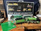 JC57 ASTER WINCHESTER E901 live steam train model locomotive WITH ORIGINAL BOX!