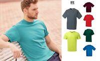 Russell Classic Mens Short Sleeve T-Shirt