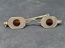 Civil War Sharpshooter'S/Snipe r Spectacles Glasses 8 Sided Lens (#3)