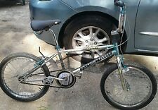Ride hard old school bmx 80s 90s Mongoose Dyno pk ripper haro cw GT haro