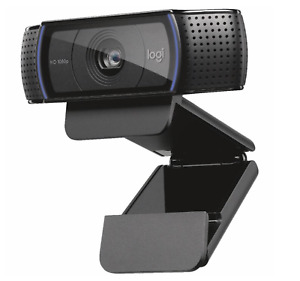 Logitech Pro C920 HD WebCam - Black (960-000770) Brand New
