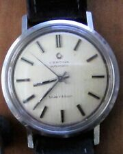 Vintage Certina Blue Ribbon Automatic Swiss Watch