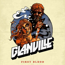 Glanville : First Blood CD (2018) ***NEW***