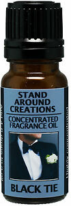 Concentrated Fragrance Oil - Black Tie