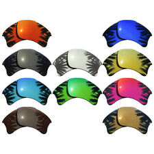 Polarized Replacement Lenses for-Oakley Flak Jacket XLJ Multiple-Colors