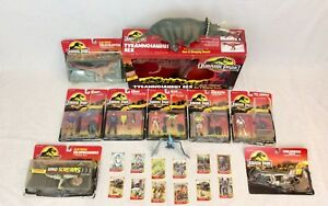 Jurrasic Park 1993 Original Kenner Toys (LOT)