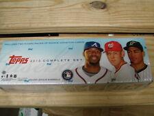 2010 Topps Baseball Factory Sealed Set