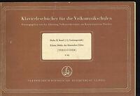 Klavierlesebücher für die Volksmusikschulen ~ Reihe II Band 5 von Theo Other