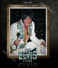 Elvis PresIey - The Elvis Files Volume 8 1976-1977 Hardcover Book - New & Sealed