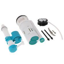 Plastic Complete Toilet Tank Repair Kit Toilet Fill Valve Flush Valve H
