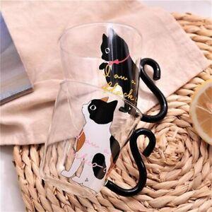 Cat Shaped Cup Unique Coffee Mug Creative Cute Cartoon Milk Tea Juice Water