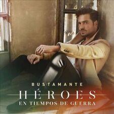 BUSTAMANTE - HEROES EN TIEMPOS DE GUERRA [CD]