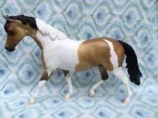 New listing Peter Stone Western Pony Dapple Buckskin Pinto Chincoteague Buckshot Special Run