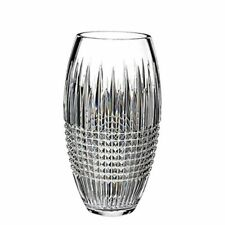 "Waterford Lismore Diamond Encore Vase 8"" New In Box # 40027196"