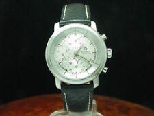 Aigner Chronograph Edelstahl Automatic Herrenuhr / Ref 464 127 Kaliber ETA 7750