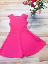 Fab Pink Skater Dress,UK8