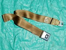 OEM 1967 1968 Cadillac Front Bench Seat Belt Buckle