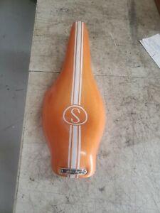 SCHWINN STINGRAY MANTA RAY 5 SPEED ORANGE  BANANA SEAT REAL NICE SHAPE  L$$K