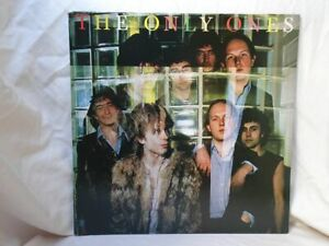 The Only Ones: Debut Self Titled  UK   1978  A1/B1  STUNNING NEAR MINT  LP