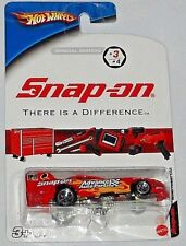 HOT WHEELS SNAP-ON SPECIAL EDITION CRUZ PEDREGON NITRO FUNNY CAR