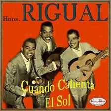 HERMANOS RIGUAL iLatina CD #191 / Cuando Calienta El Sol , Cuando Brilla La Luna