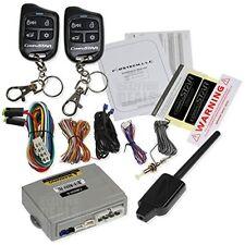 1-Way Remote Start System Car Alarm Security Key less Entry Starter 1000 Feet
