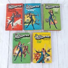 Lot of 5 The Baroness Paul Kenyon Books 1, 2, 3, 7, 8 Pocket Books Vintage