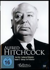 Alfred Hitchcock Collector's Edition (2 DVD mit 5 Krimi-Perlen / Shapebox-Deluxe