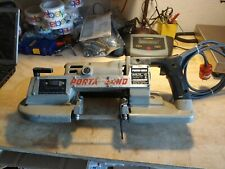 Porter Cable Porta-Band Model 725 Extra Heavy Duty Band Saw 2 Speed NO BLADE