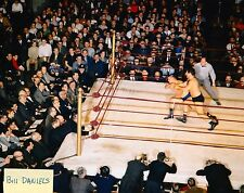 PRO WRESTLING 1965 MADISON SQUARE GARDENS NEW YORK PHOTO 2