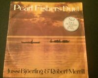 """Pearl Fishers Duet: Bizet – The Pearl Fishers / Puccini – La Boheme 7""""– RB 9271"""